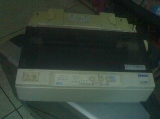 Epson LQ-300 II plus 24 pin dotmatrix