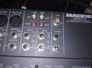 Mackie Made in U.S.A