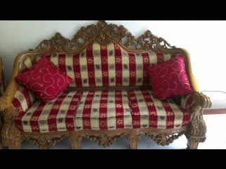 Royal Furniture Fully made of Shegun Wood