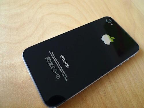 iphone 4 32gb locked black clickbd. Black Bedroom Furniture Sets. Home Design Ideas