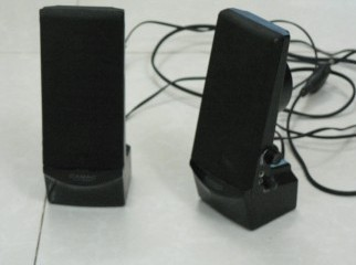CAMAC cmk 858 Speaker
