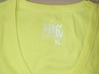 Mens Basic HIGH quality S S T- shirt V- Neck Round Nec