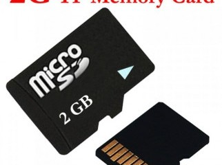micro sd 2GB memory card with warranty