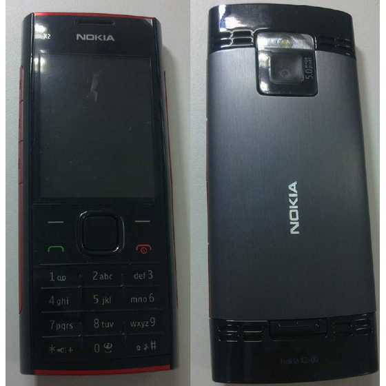nokia x2 00 fresh condition clickbd large image 0 nokia x2 00 mobile ...