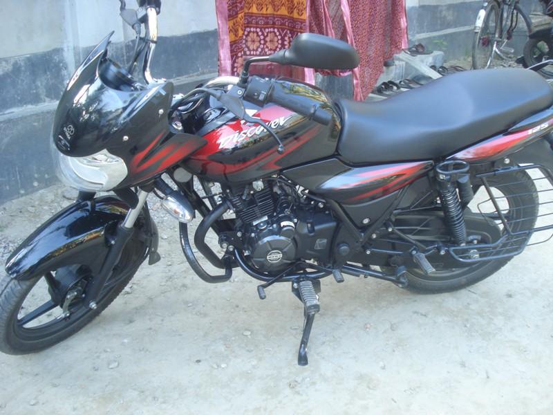 Bajaj discover 125cc new 2 years warrenty clickbd large image 0