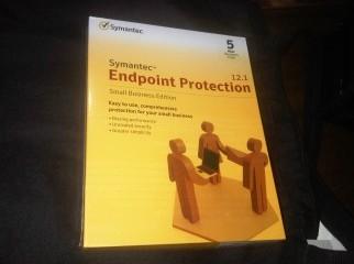 Norton Symantec Endpoint Protection 12.1