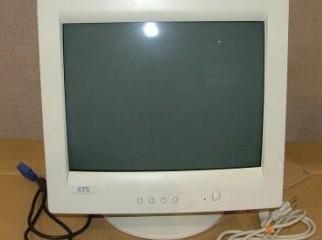 CTX VL700 17 . CRT MONITOR