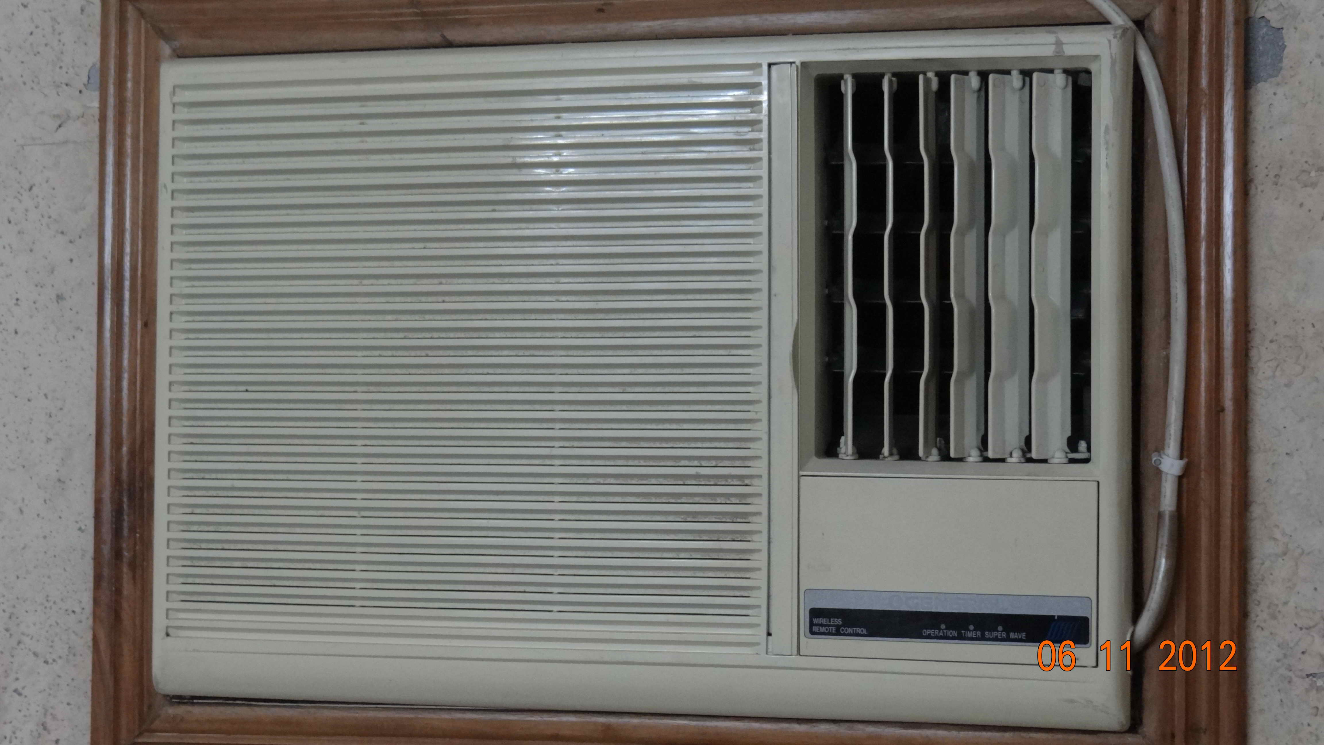 General Air Conditioner ClickBD large image 0 #B94F0F
