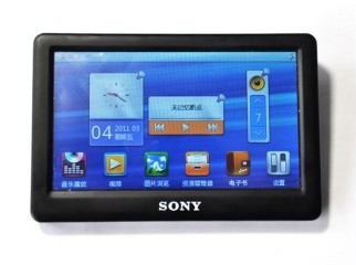 SONY MP4 MP5 PLAYER