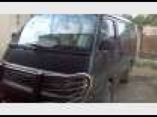 Urgent sell Toyota Haice Super Custom
