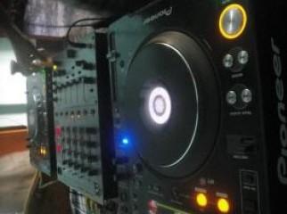 Pioneer cdj 1000 Pioneer djm 600
