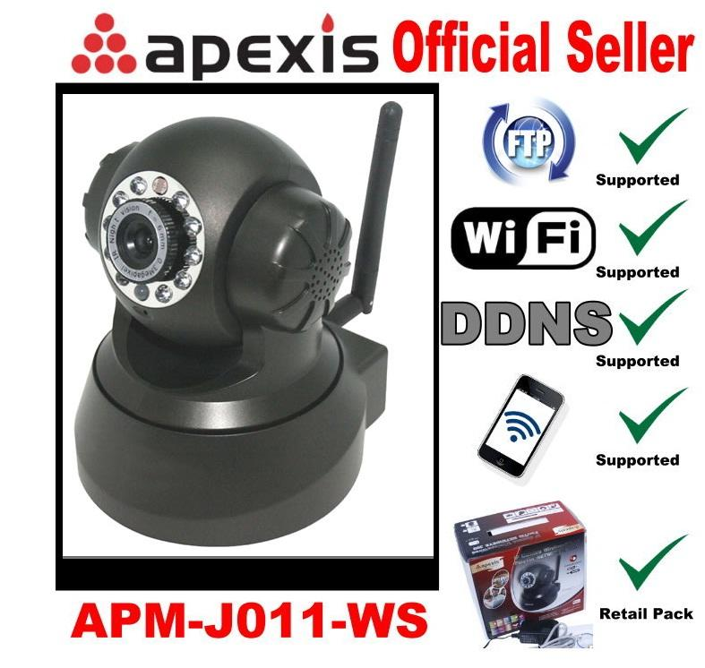 IP Camera for all time noise free security system | ClickBD large image 0