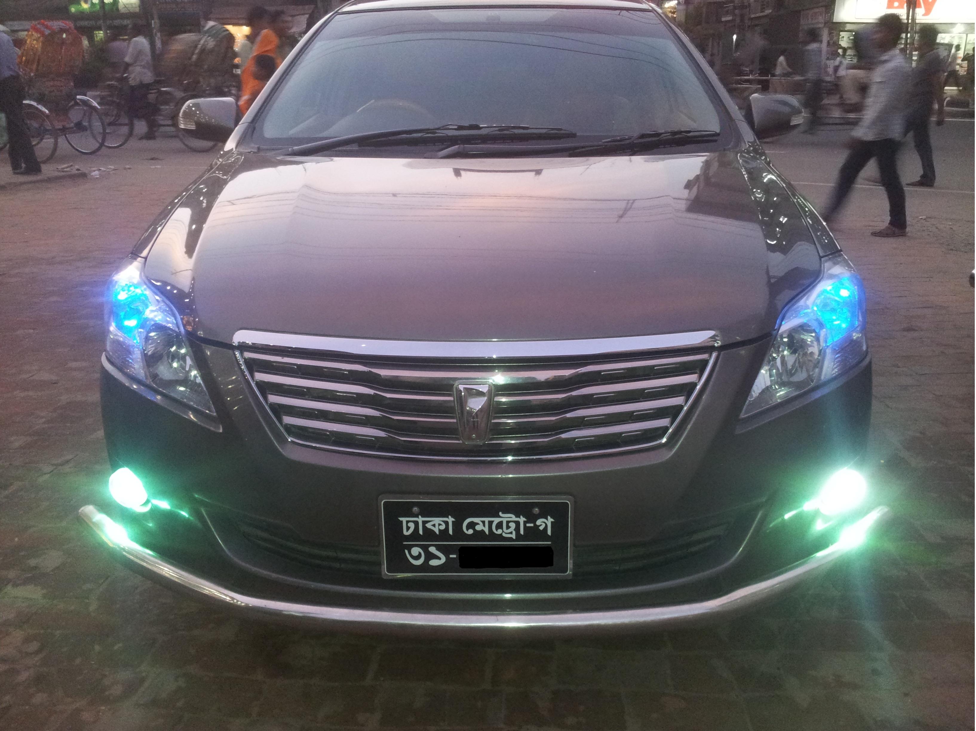 Premio Car  Price In Bangladesh