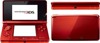 NINTENDO 3DS WITH 4 GAMES | ClickBD large image 0