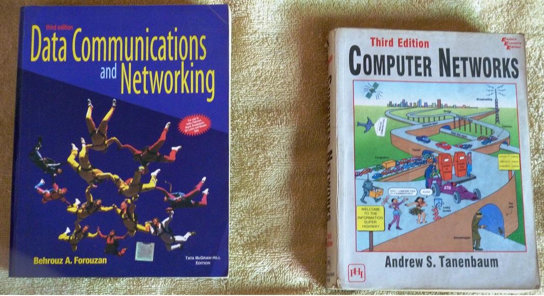 Computer networks tanenbaum 3rd edition