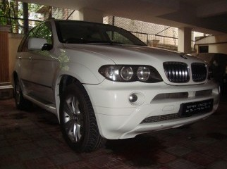 BMW X5 - White Color - Imported from Germany 3 Months ago.