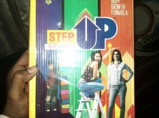 Step up india height increaser herbal body growth formula