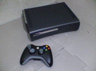 Xbox 360 elite 120gb. only 3 months used