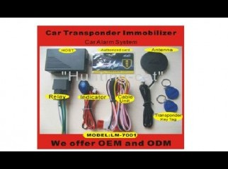 Car Motor Cycle Security