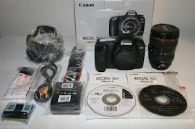 Canon EOS 5D Mark II 21MP ef 24-105mm lens | ClickBD large image 1