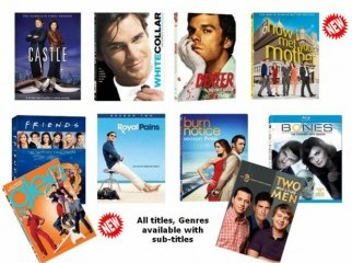 All English TV-Series
