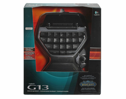 Logitech G13 Advanced Gameboard | ClickBD large image 2