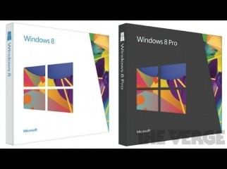 Windows 8 Professional Genuine 64 bit at low price.