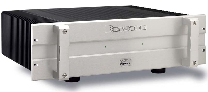 bryston 4bsst2 power amp | ClickBD large image 0