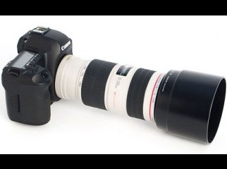 Canon-70-200 IS f4-L-lens