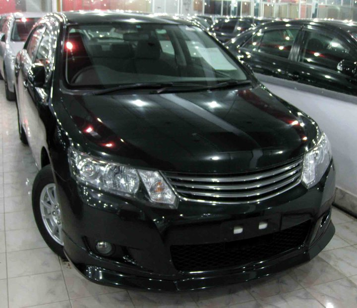 Allion Car Price In Bangladesh
