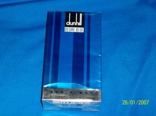 Perfume Dunhill Desire blue