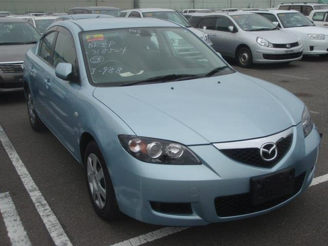 2006 Axela Light Blue - Port Dhaka - | ClickBD large image 0