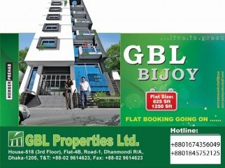Apartment Sale Reasonable Price Mirpur