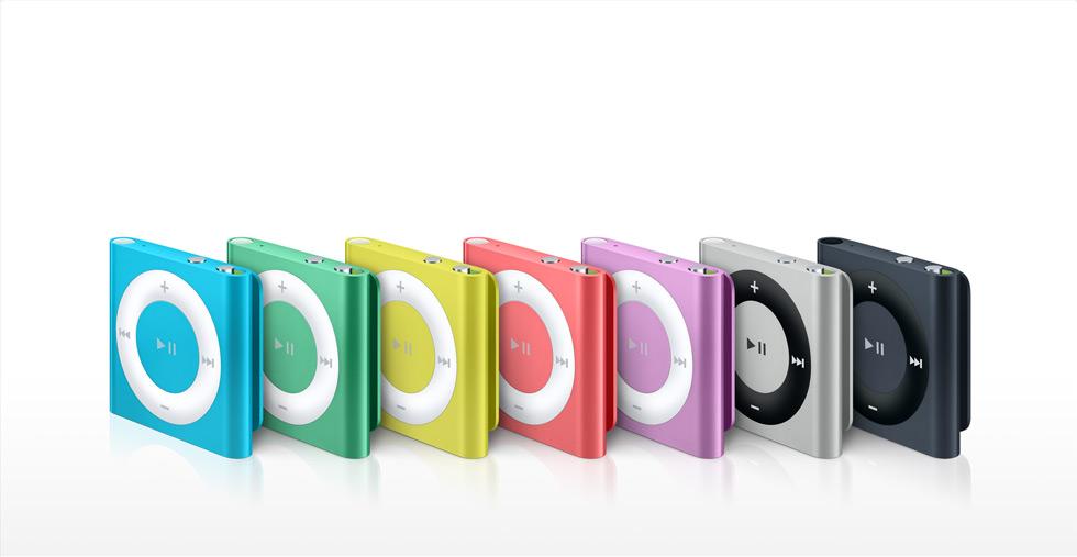 iPod shuffle | ClickBD large image 0
