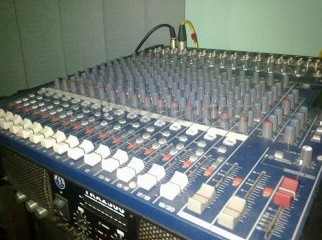 Original Yamaha MG 206c Mixing console 20 channel