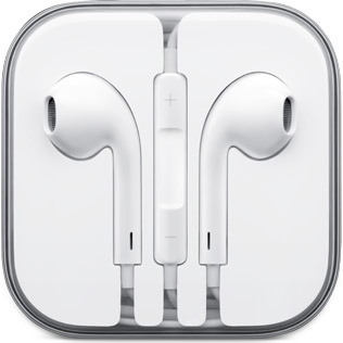 Apple EarPods with Remote and Mic J26 | ClickBD large image 0