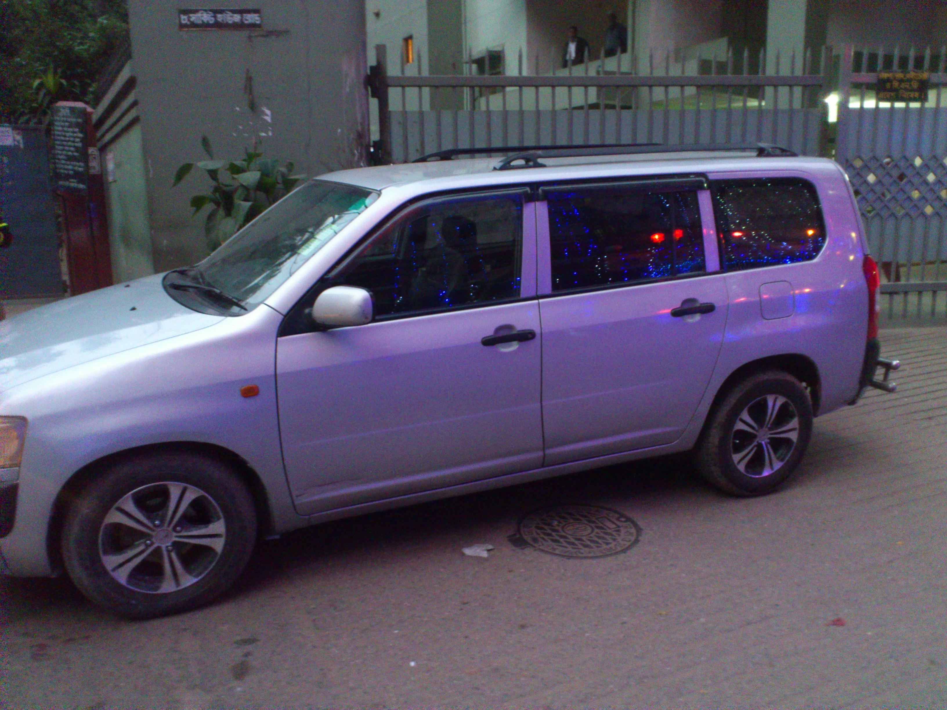 Toyota Probox Sale At Very Cheap Price Clickbd