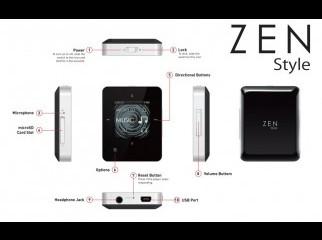 Creative Zen M100 4GB
