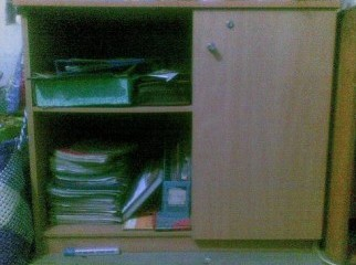 File Table Small Wardrobe