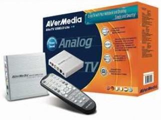 AVer Media TV Card Plus Capture Card 2.0 Usb Lite.