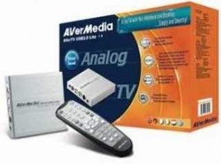 AVer Media TV Plus Capture Card 2.0 USB Lite.01676-173230