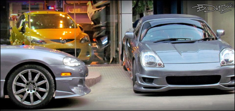 MODIFIED CARS BY BDKITZ  | ClickBD large image 1