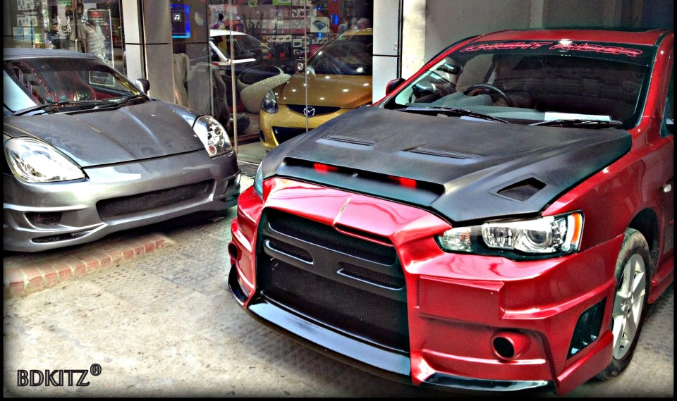 MODIFIED CARS BY BDKITZ  | ClickBD large image 2
