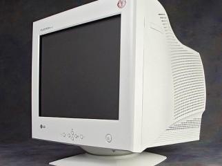 LG 17 inch CRT Monitor
