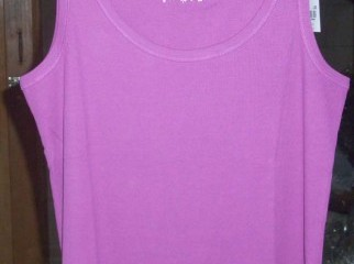 stock lot offer for Ladies Tank Top