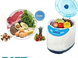 Fruit Vegetable Fish Meat and Rice Purifier Ozone Gen.