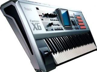 Roland FANTOM-X6 WORKSTATION KEYBOARD