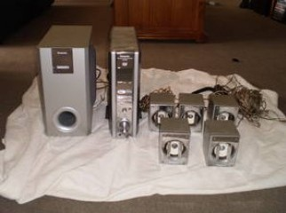 Panasonic Home Theatre System for Urgent Sale!!