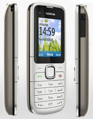 Free Nokia C1-01 (C1-02) Software Themes Games Apps Download