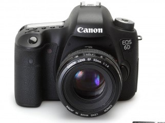 CANON 6D..A brand new camera with warrenty